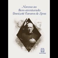 Novena ao Bem-aventurado Donizetti Tavares de Lima