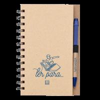 Caderno ler para... reinventar