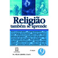 Religião Também se Aprende - 9