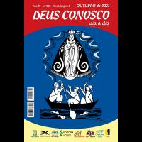 DEUS CONOSCO DIA A DIA – tradicional – outubro 2021