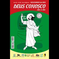 DEUS CONOSCO DIA A DIA – tradicional – novembro 2021
