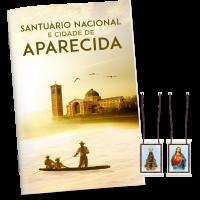 Santuário Nacional e cidade de Aparecida - Escapulário