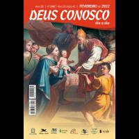 DEUS CONOSCO DIA A DIA – tradicional – fevereiro 2022