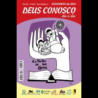 DEUS CONOSCO DIA A DIA – tradicional – dezembro 2021