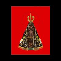 Estampa Consagração a Nossa Senhora Aparecida