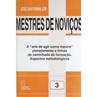 Mestres de Noviços - Volume 3