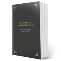 Santo Afonso Maria de Ligório - Capa dura