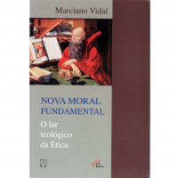 Capa do Livro Nova Moral Fundamental