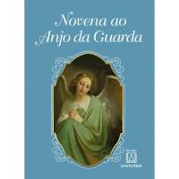 Capa da Novena ao Anjo da Guarda