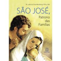 Capa do Livro São José, Patrono das Famílias