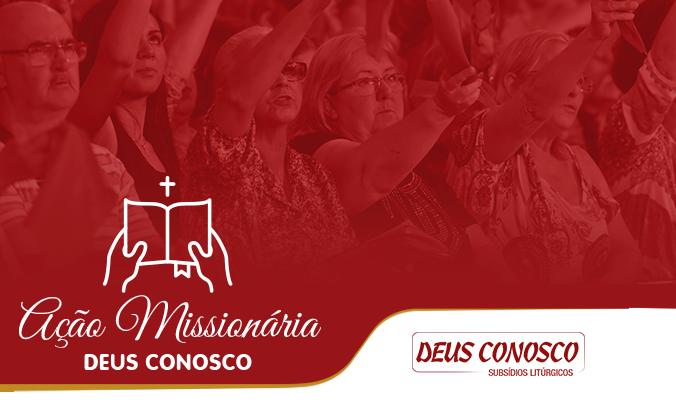 Ação Missionária Deus Conosco - Diocese de Januária/MG