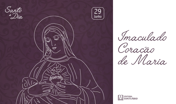 Celebração do Imaculado Coração de Maria