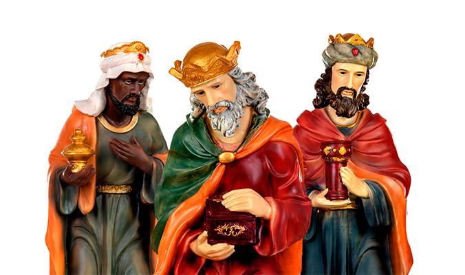 Santos Reis - Epifania do Senhor