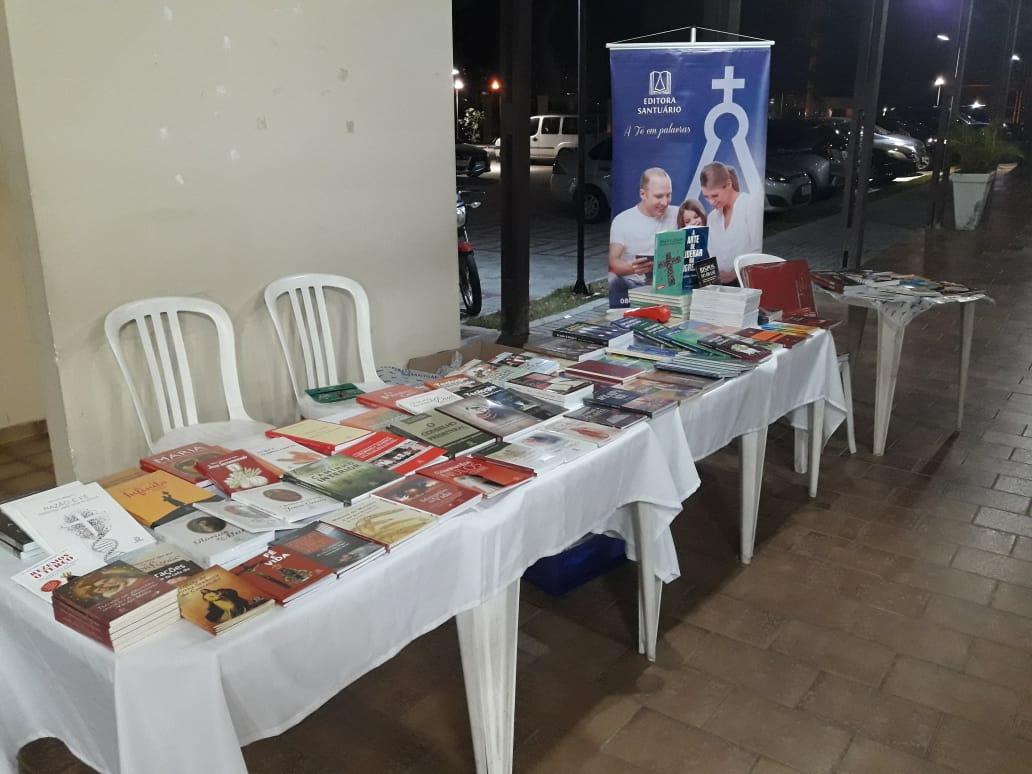 Editora Santuário participa da XI Semana Teológica